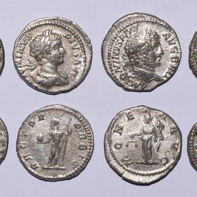 Ancient Roman Imperial Coins Faustina