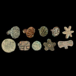 Indus Valley Stamp Seal Group