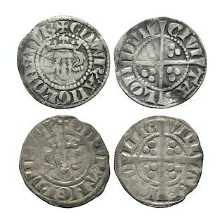 English Medieval Coins - Edward I - Pennies [2]