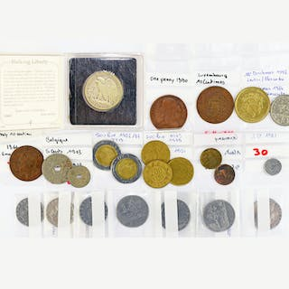 World Coins - Mixed Issues [21]