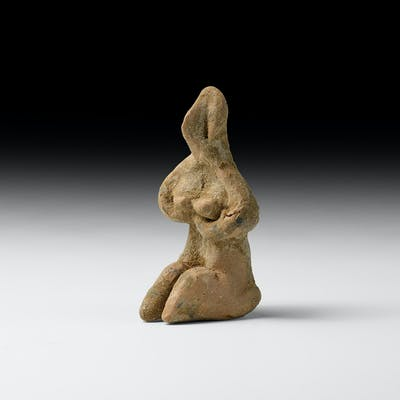 Anatolian Mother Goddess Figure