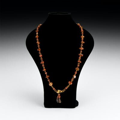 Natural History - Gemstone Bead Necklace