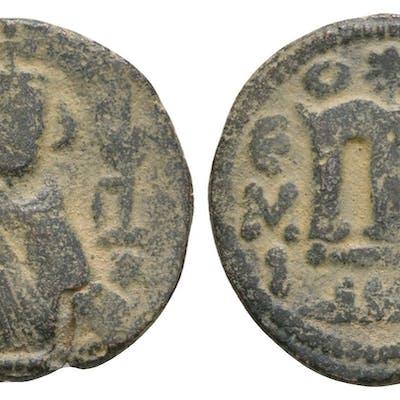 Ancient Byzantine Coins - Islamic - Arab Byzantine - Anonymous Fals