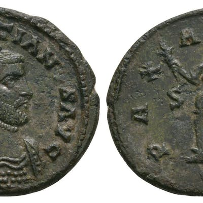 Ancient Roman Imperial Coins - Diocletian (under Carausius) - Colchester