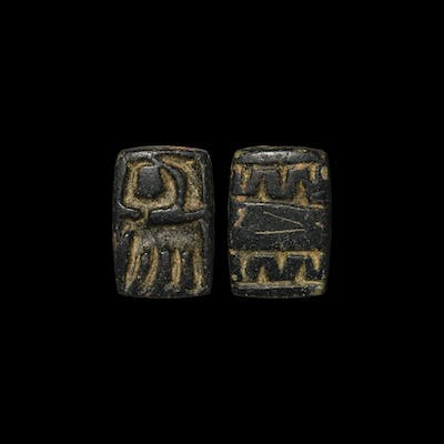 Western Asiatic Animal Stamp Seal