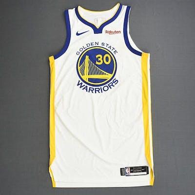 new concept 43407 bd499 Stephen Curry - Golden State Warriors - 2019 NBA Finals ...