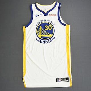 Stephen Curry - Golden State Warriors - 2019 NBA Finals - Game 3 -
