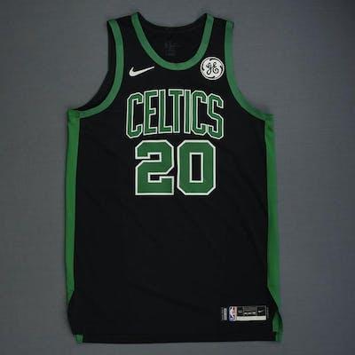 finest selection 72c46 82bfa Gordon Hayward - Boston Celtics - 2019 NBA Playoffs - Game ...