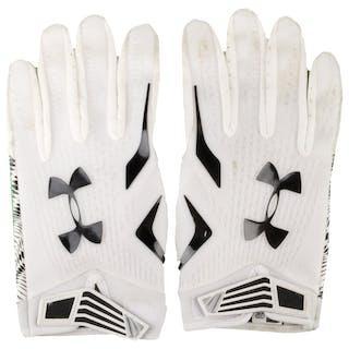 Bryan Braman Philadelphia Eagles Game-Used Gloves vs. Washington Redskins