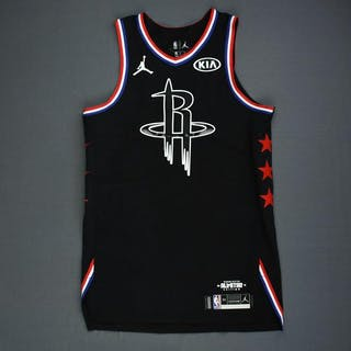 low priced 821e3 b3346 James Harden - 2019 NBA All-Star Game - Team LeBron - Game ...