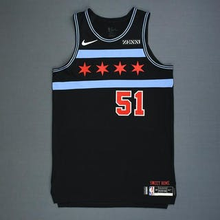 c934effa3 Ryan Arcidiacono - Chicago Bulls - Game-Worn City Edition Jersey - – Current  sales – Barnebys.com