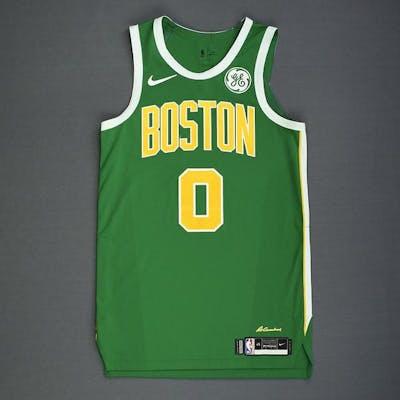 cheap for discount 2f377 bbeb2 Jayson Tatum - Boston Celtics - Christmas Day' 18 - Game ...