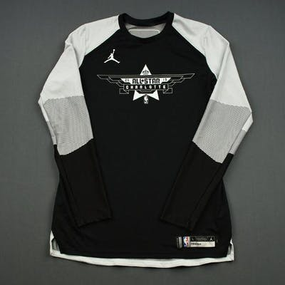 James Harden - 2019 NBA All-Star Game - Team LeBron - Game-Issued
