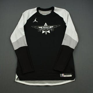 Ben Simmons - 2019 NBA All-Star Game - Team LeBron - Game-Issued Shooting Shirt