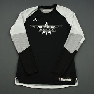 Dwyane Wade - 2019 NBA All-Star Game - Team LeBron - Game-Issued Shooting Shirt