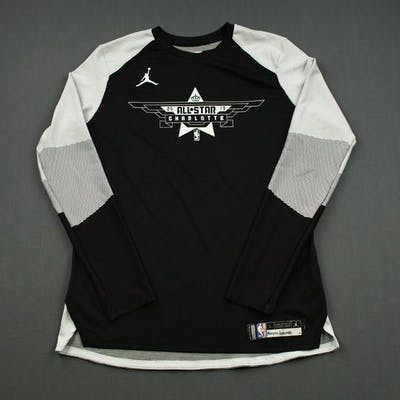 Giannis Antetokounmpo - 2019 NBA All-Star Game - Team Giannis - Game-Issued