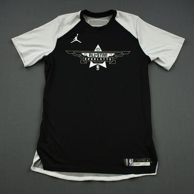 Kyle Lowry - 2019 NBA All-Star Game - Team Giannis - Game-Issued Shooting Shirt
