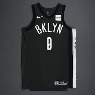 DeMarre Carroll - Brooklyn Nets - 2018-19 Season - Game-Worn Gray