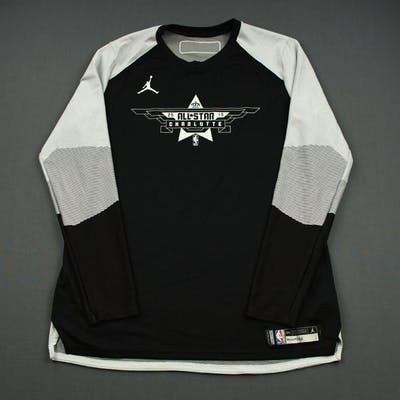 Dirk Nowitzki - 2019 NBA All-Star Game - Team Giannis - Game-Issued
