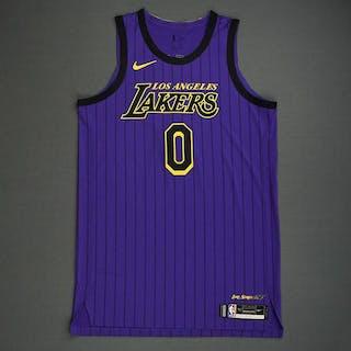 Kyle Kuzma - Los Angeles Lakers - 2019 Taco Bell Skills Challenge