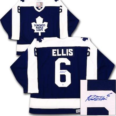 online store 69e13 20396 Ron Ellis Autographed Toronto Maple Leafs Jersey | Barnebys