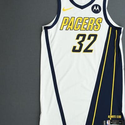 best sneakers fdb2a 28c6c Davon Reed - Indiana Pacers - 2018-19 Season - Game-Worn ...