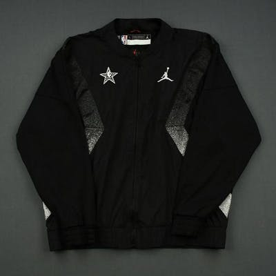 Joel Embiid - 2019 NBA All-Star Game - Team LeBron - Game-Issued Warm-Up Jacket