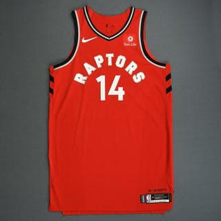 Danny Green - Toronto Raptors - 2018-19 Season - Canada Series - Game-Worn