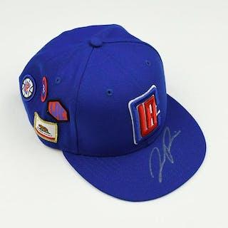 Jerome Robinson - Los Angeles Clippers - 2018 NBA Draft Class - Autographed Hat