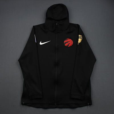 OG Anunoby - Toronto Raptors - 2019 NBA Finals - Warmup-Issued Hooded