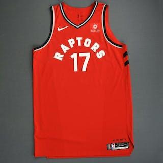 Jonas Valanciunas - Toronto Raptors - 2018-19 Season - Canada Series