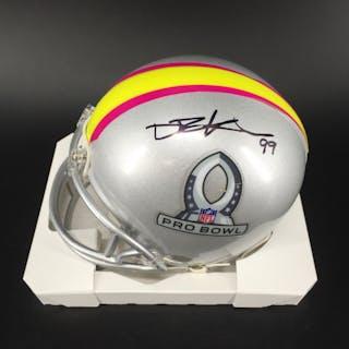 NFL - 49ers DeForest Buckner Signed Pro Bowl 2019 Mini Helmet