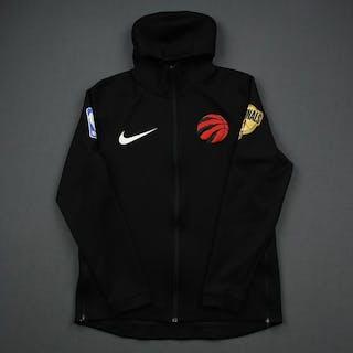 Kyle Lowry - Toronto Raptors - 2019 NBA Finals - Game 3 - Warmup-Worn