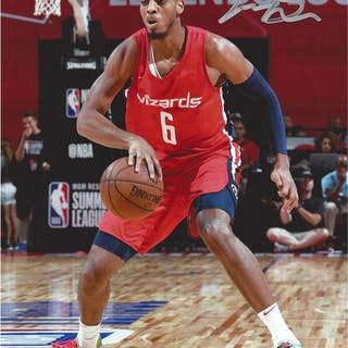 Troy Brown Jr. - Washington Wizards - 2018 NBA Draft Class - Autographed Photo