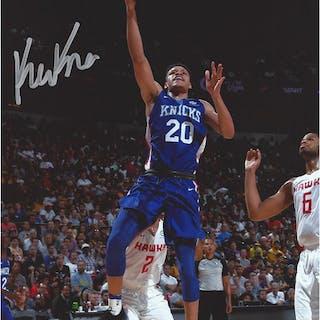 Kevin Knox - New York Knicks - 2018 NBA Draft Class - Autographed Photo