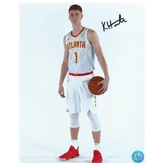 Kevin Huerter - Atlanta Hawks - 2018 NBA Draft Class - Autographed Photo