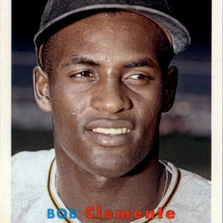 2019 Topps Iconic Card Reprints #ICR10 Roberto Clemente