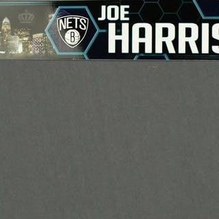 Joe Harris - Brooklyn Nets - 2019 MTN DEW 3-Point Contest Nameplate