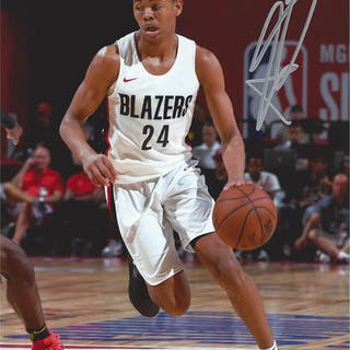 Anfernee Simons - Portland Trail Blazers - 2018 NBA Draft Class -