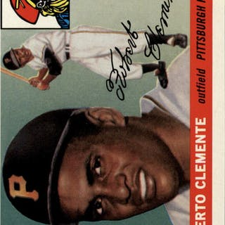 2019 Topps Iconic Card Reprints #ICR8 Roberto Clemente