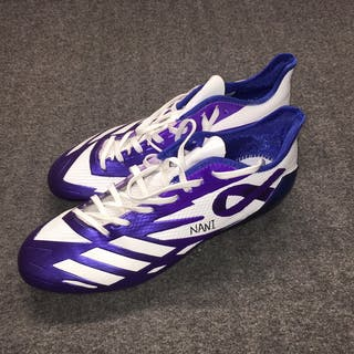 My Cause My Cleats - Bills Zay Jones Game Issued Custom Cleats (December