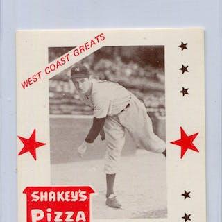 1975 Shakey's Pizza #3 Lefty Gomez