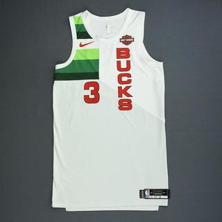 922868f97 George Hill - Milwaukee Bucks - Christmas Day  18 - Game-Worn Earned –  Current sales – Barnebys.com
