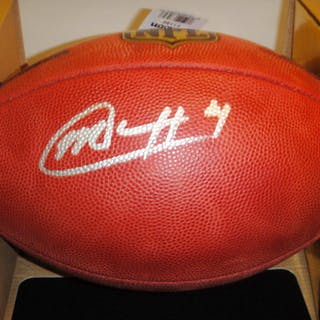NFL - ??UNKNOWN 2012 ROOKIE PREMIER AUTHENTIC FOOTBALL??