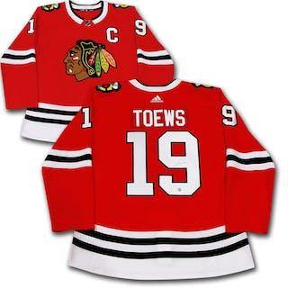 Jonathan Toews Autographed Chicago Blackhawks adidas Pro Jersey ... 418c3077a