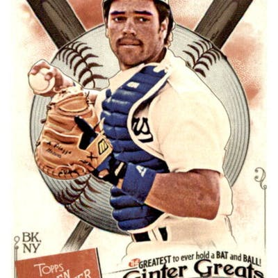 2019 Topps Allen and Ginter Ginter Greats #GG31 Mike Piazza
