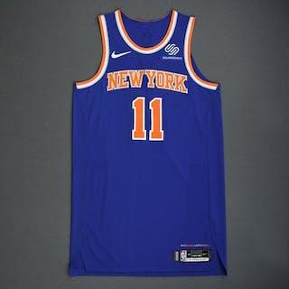 Frank Ntilikina - New York Knicks - 2018-19 Season - London Games