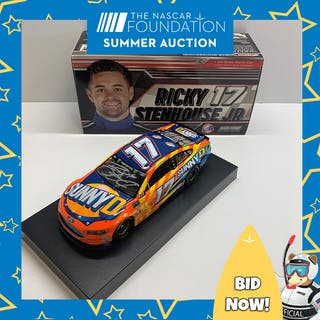 NASCAR's Ricky Stenhouse Jr. Autographed Diecast!