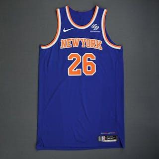 Mitchell Robinson - New York Knicks - 2018-19 Season - London Games