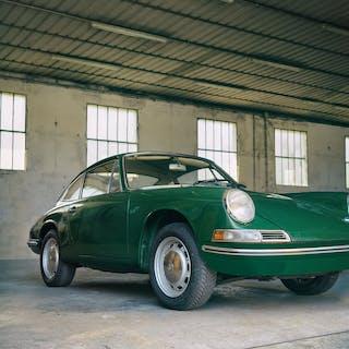 PORSCHE 912, 1965